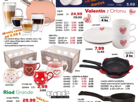 2d93a315462f Február so skvelými cenami a originálnymi pomocníkmi nie len do kuchyne.