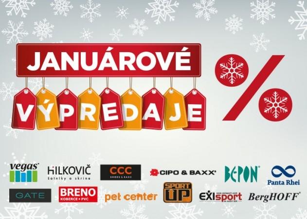 bd3afda1a Januárové výpredaje   OC MAX Nitra