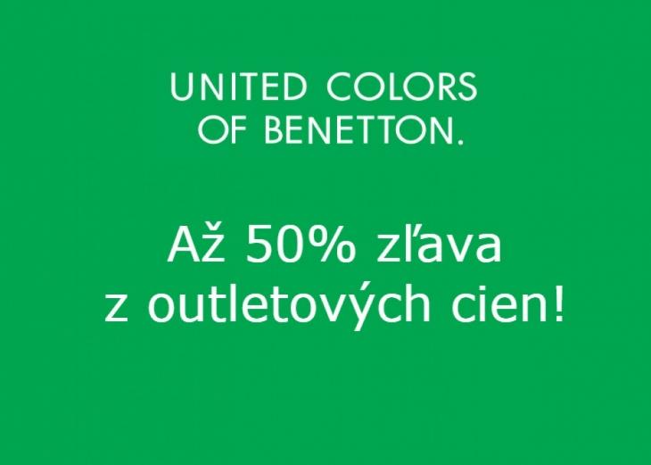 Skveľé zlavy v predajni Benetton 9089bde8905