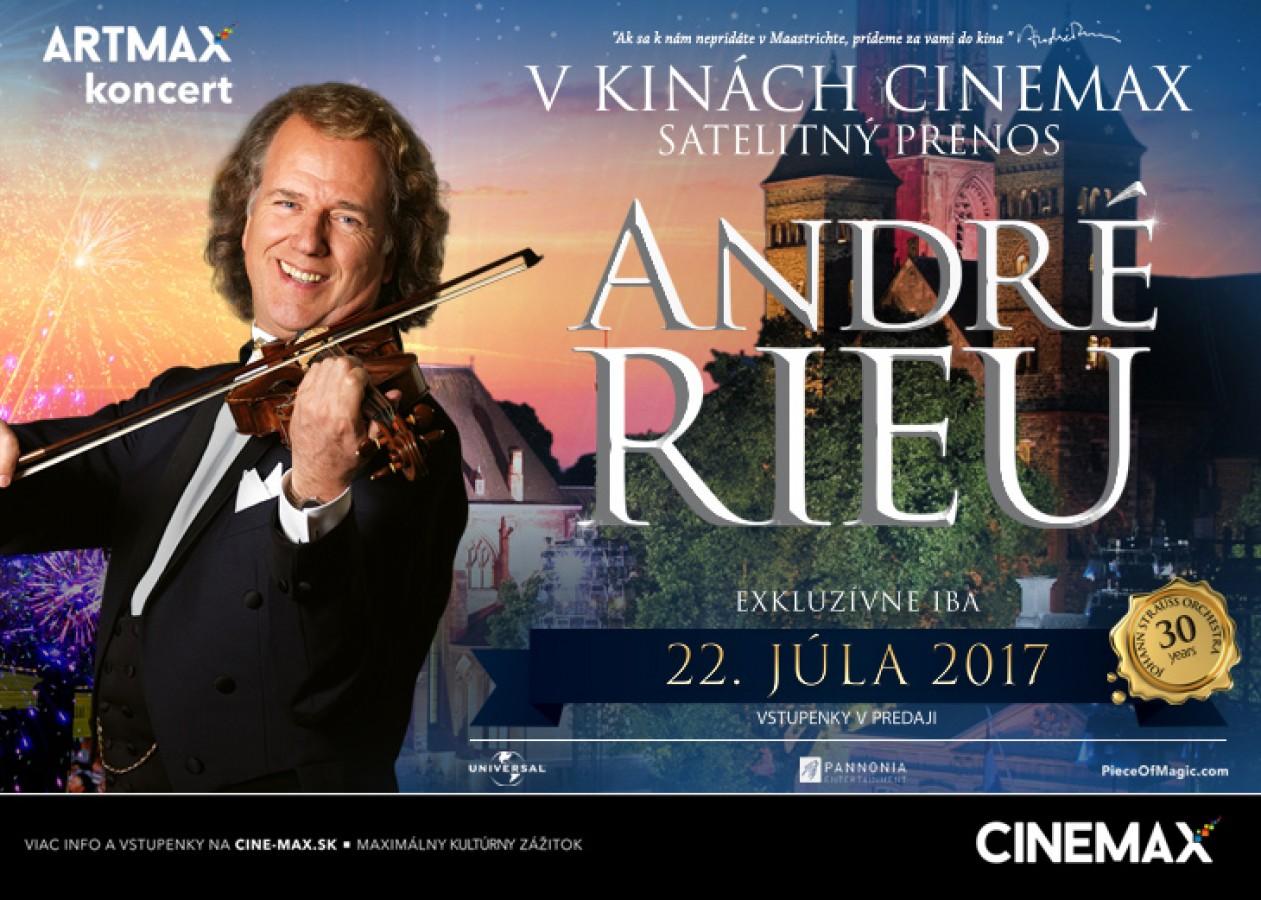 ANDRÉ RIEU - 2017 MAASTRICHT CONCERT 4163622adf9