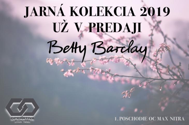 b86c236722f4 Nová jarná kolekcia značky Betty Barclay už v predaji v OPERATÍVA ...