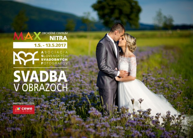 d7f2d3860d41 SVADBA V OBRAZOCH v nákupnom centre OC MAX Nitra