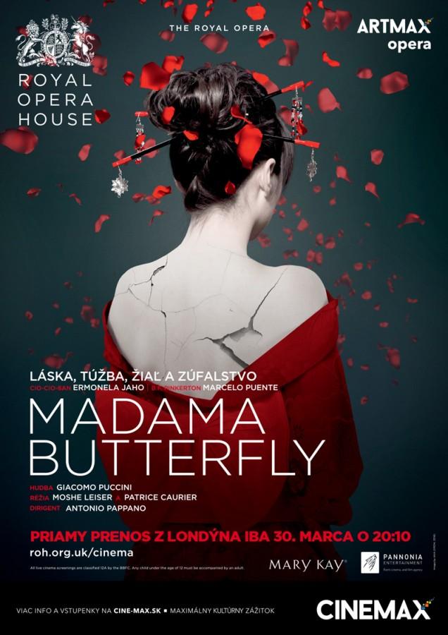 158249481 Priamy prenos opera Madama Butterfly | Zľavy a akcie v OC MAX Trnava