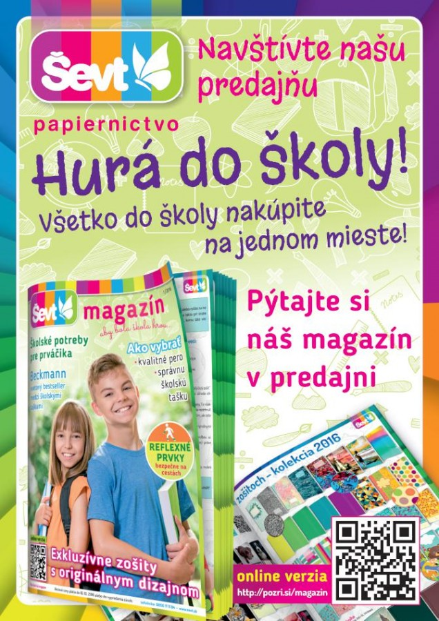 d3fbf0a49e ŠEVT Back to school