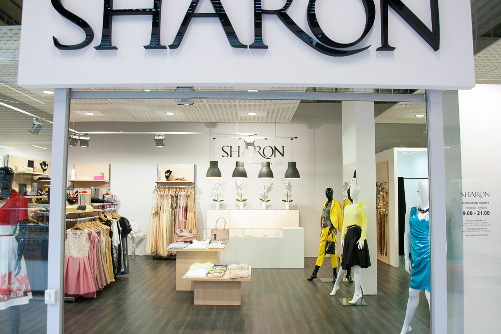 5f1d7322f SHARON - fashion for life   Obchody   Móda, obuv, doplnky v OC MAX ...